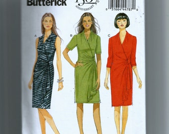 Butterick Misses' /Women's Dress Pattern B5862