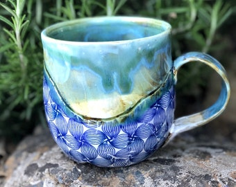 The Sea Cliff Mug