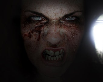Gruesome Zombie Photomanipulation