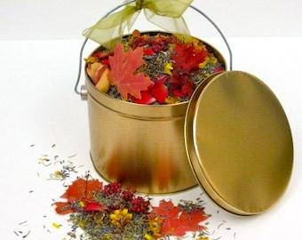 FALL WEDDING, Biodegradable Confetti,  Wedding Pail, Ecofriendly Wedding, Rustic Wedding, Fall Decor, Fall Wedding Ideas, Autumn Wedding