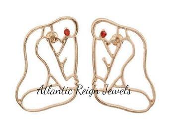 Kama Sutra Earrings