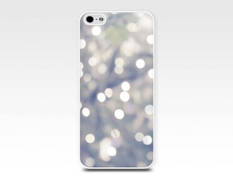 bokeh iphone 6 case iPhone 6s case abstract winter iPhone 5s case fairy lights iPhone case fine art iphone case winter 4 4s iPhone 5 case