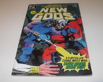 Crisis on Infinite Earths No.7 (1985)