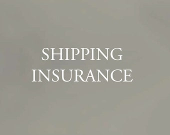 Shipping Insurance on USPS packages
