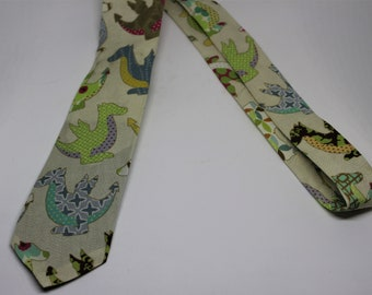 Dragon Neck Tie