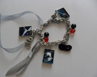 """50 Shades of Grey saga"" bracelet"