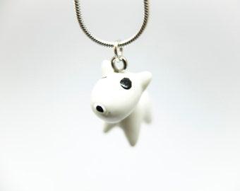 spot the dog charm necklace