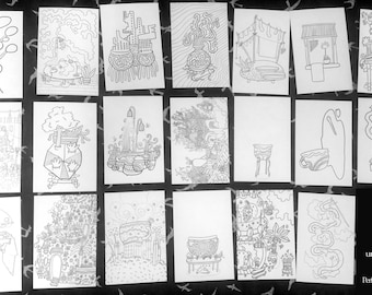 Pack of 20 Postcards