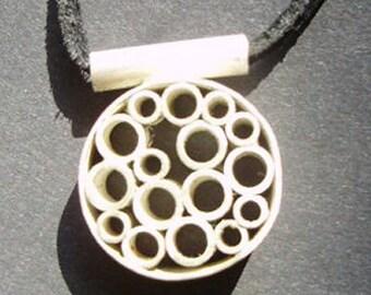 tubular pendant