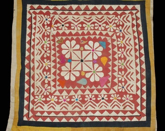 Chakla Applique work,Wall Hanging