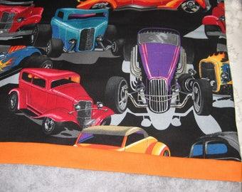 Hot Rod Pillowcase set