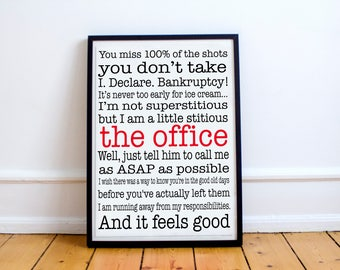 The office tv show, michael scott, office tv show, the office print, the office, michael scott print