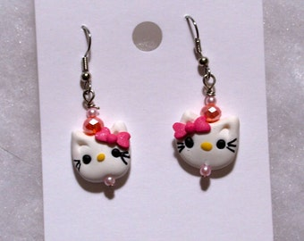 Hello Kitty Earrings