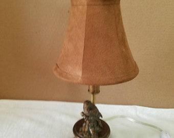 Parrot Night Lamp.