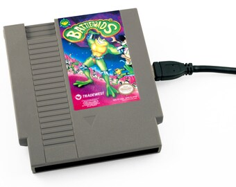 NES Hard Drive - Battletoads USB 3.0
