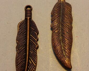 Feather Charm, Western Charm