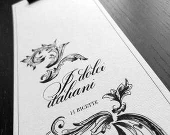 Italian Dessert, 11 recipes