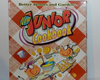 New Junior Cookbook 1997 Better Homes and Gardens