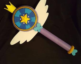 Star Butterfly Wand