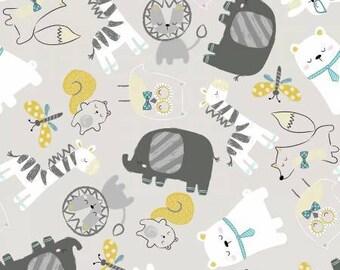 Cotton Crib & Mini crib sheets including Lotus Arms Reach Bloom baby Chicco etc; Safari jungle animals gray elephants bears lions giraffes