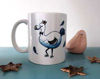 Illustrated mug - Dodo revival