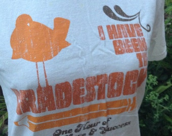 Vintage Ive Been To Gradestock tshirt size small free domestic shipping