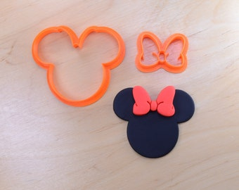Girl Mouse Cookie Cutter