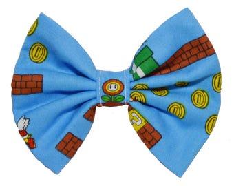 Fandom Bow - Super Mario