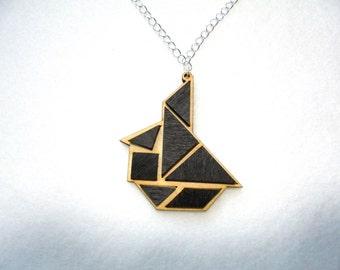 Chain, tangram, sailboat (379)