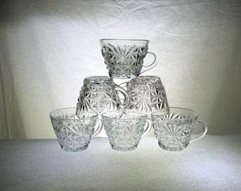 Punch Cups | Set of Six | Arlington | 6 oz