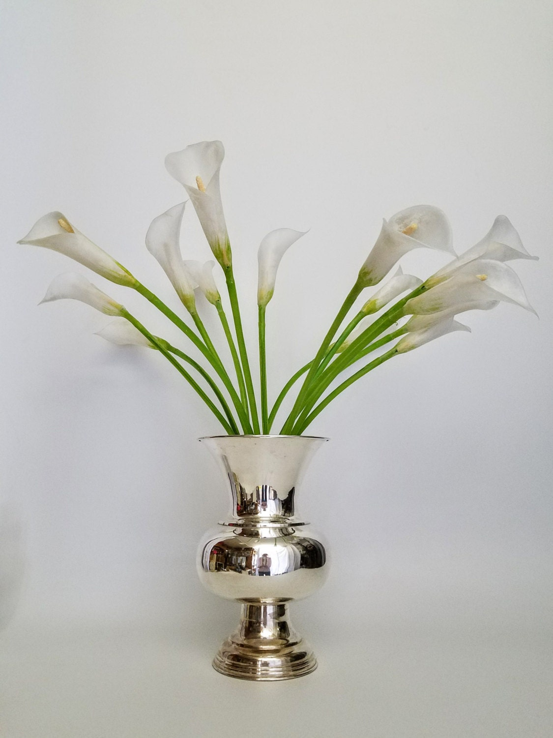 ceramic silver item dimple effect vase interiors from large in baytree undefined