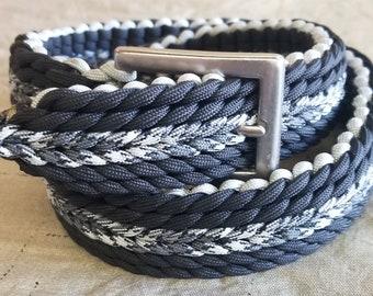 Paracord Chain Mail Belt