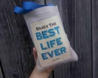 Best Life Ever Bag