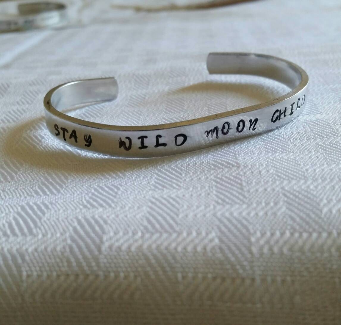 bracelet make hand stamped i can jewelry easy metal diy