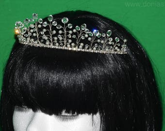 Luxe Swarovski crystals Tiara for brides and princesses