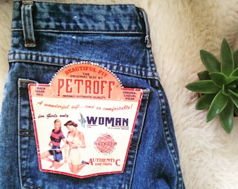 Amazing jeans with original tag High waist