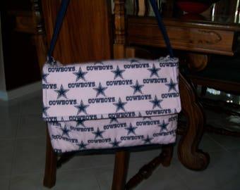 NEW COWBOYS MESSENGER bag/tote