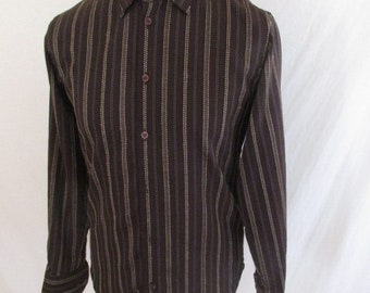 Shirt Dolce & Gabbana Brown size S to-69%