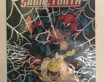 Spider-Man/Punisher/Sabretooth