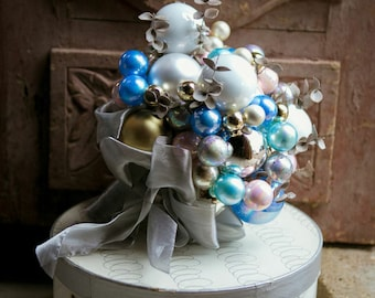 CUSTOM HOLIDAY Bridal Ornament Bouquet - to fit your style, budget & colors