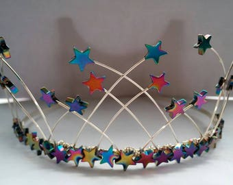 Dark Star Tiara