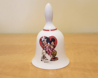 Mickey and Minnie Mouse Bell