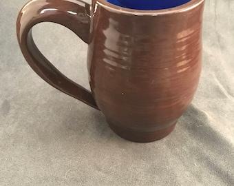Brown  - coffee mug