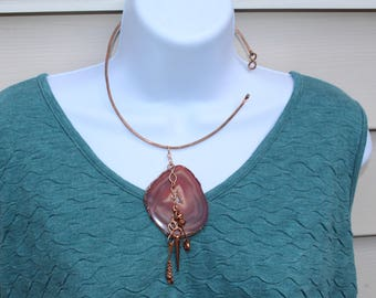 Agate & Copper