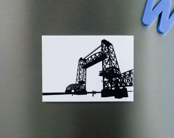 Fridge Magnet, De Hef (PR010)