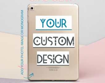 Custom iPad Case Personalized iPad 9.7 2017 iPad Air 2 Cute iPad Air iPad Mini 2 Case iPad Mini 4 iPad Pro iPad Pro 12.9 Sleeve iPad CG4000