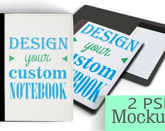 Personalized NoteBook  Mockup/Customised DIY