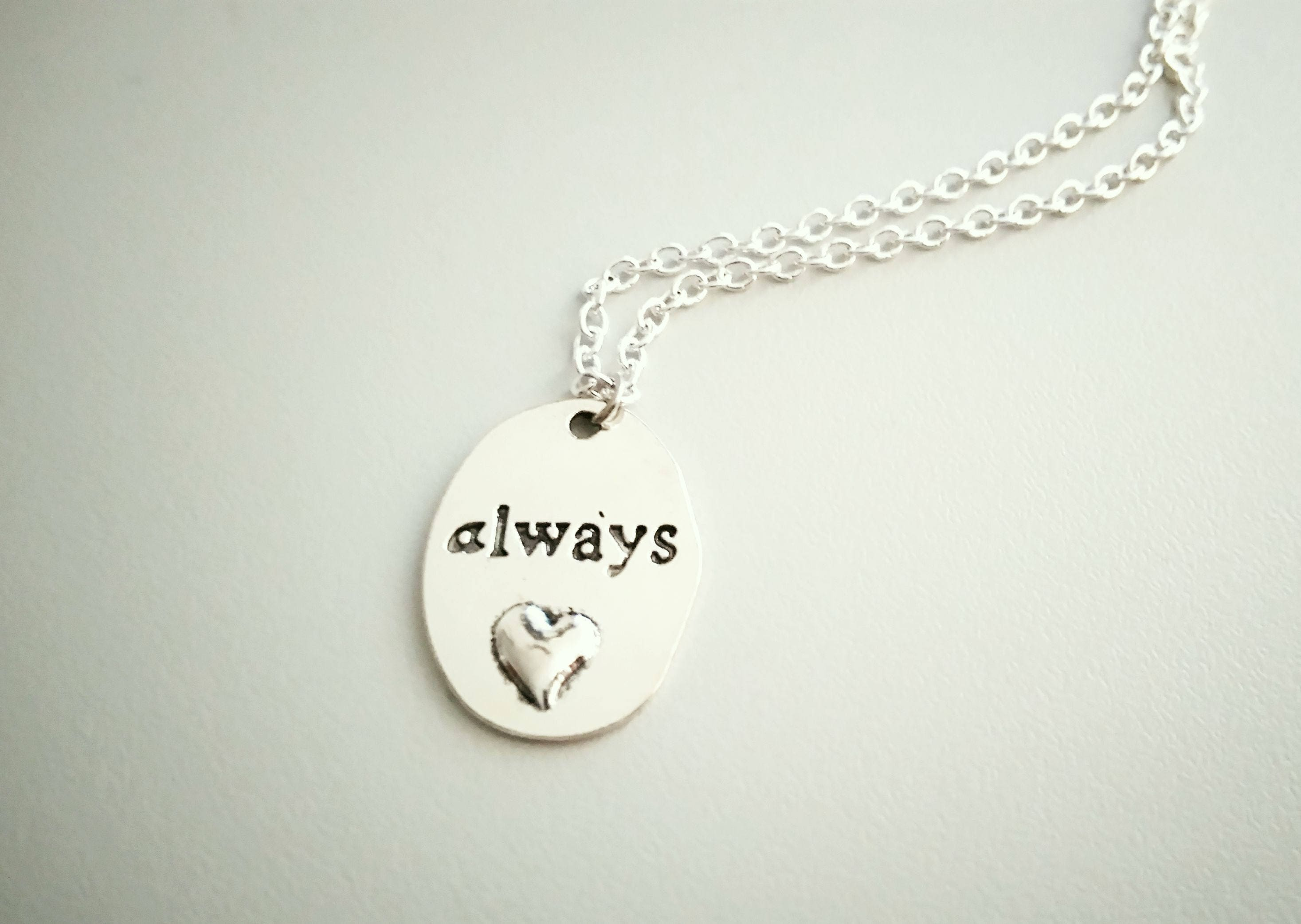 HP Always chain Severus Snape HP Necklace with
