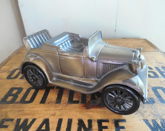 Vintage Ford Model T Coin Bank...Banthrico Inc