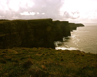 Ireland Photographic Print, Landscape Photography, Ocean Photography, Fine Wall Art, Poster